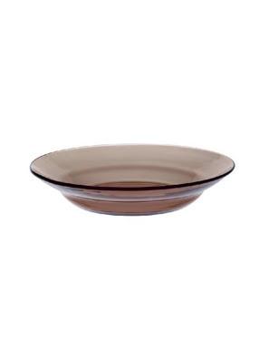 Đĩa súp thuỷ tinh Duralex Lys Créole 23cm màu creole - 3011CF06A1111