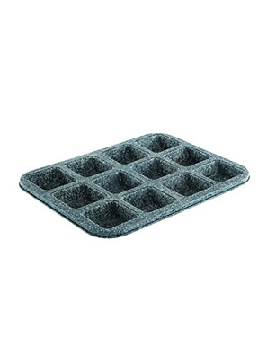 Khuôn nướng bánh chống dính phủ đá CS STEINFURT 35x26.5x3 cm - 065362