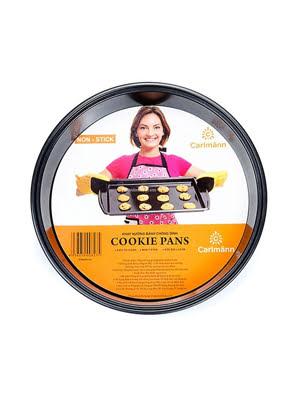 Khay nướng bánh chống dính Carlmann CD 24x4.5cm - CM008235