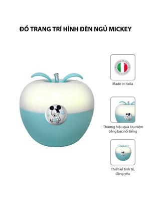 Đồ trang trí hình Đèn ngủ Mickey hiệu VALENTI  - D326C